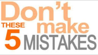 5 mistakes all successful leaders know to avoid