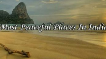 Places to visit in India to calm your mind 5