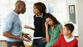 Tips to deal with family problems and find peace