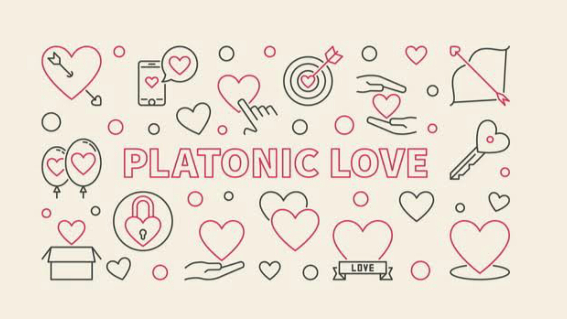 Is love what platonic What is