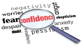 Self-confidence: Very little or too much can be harmful