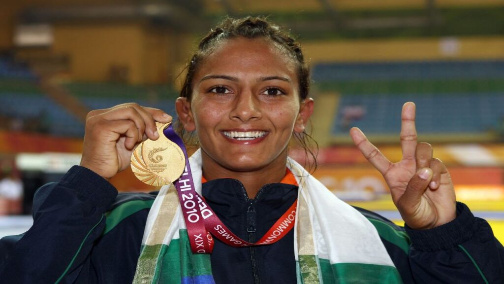 5 Indian Female Athletes Who Are The Epitome Of Inspiration 3
