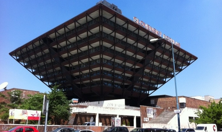 Amazing!!! Have A Look At Bratislava's Inverted Pyramid 1