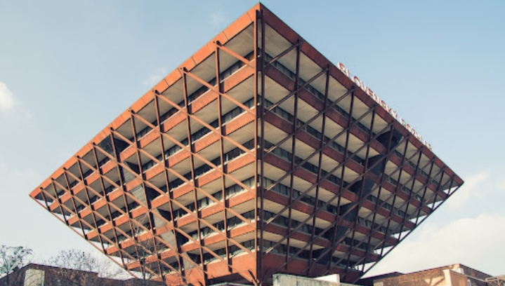 Amazing!!! Have A Look At Bratislava's Inverted Pyramid 3