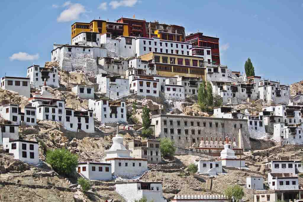 5 Most Beautiful Buddhist Monasteries Around The World 5