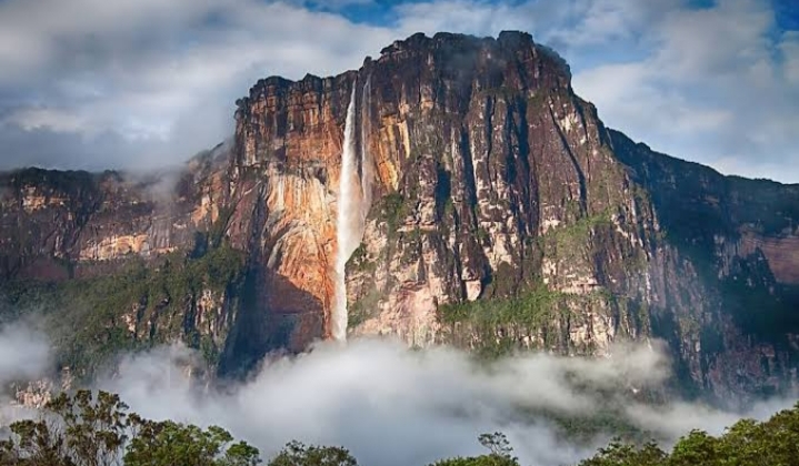 9 Highest Waterfalls In The World 9