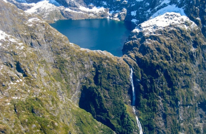 9 Highest Waterfalls In The World 1