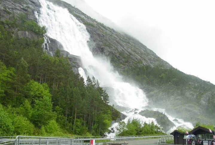 9 Highest Waterfalls In The World 4