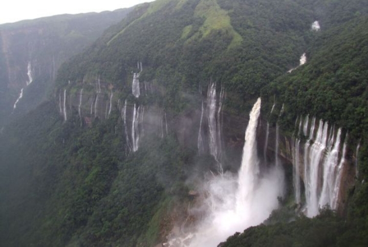 9 Highest Waterfalls In The World 7
