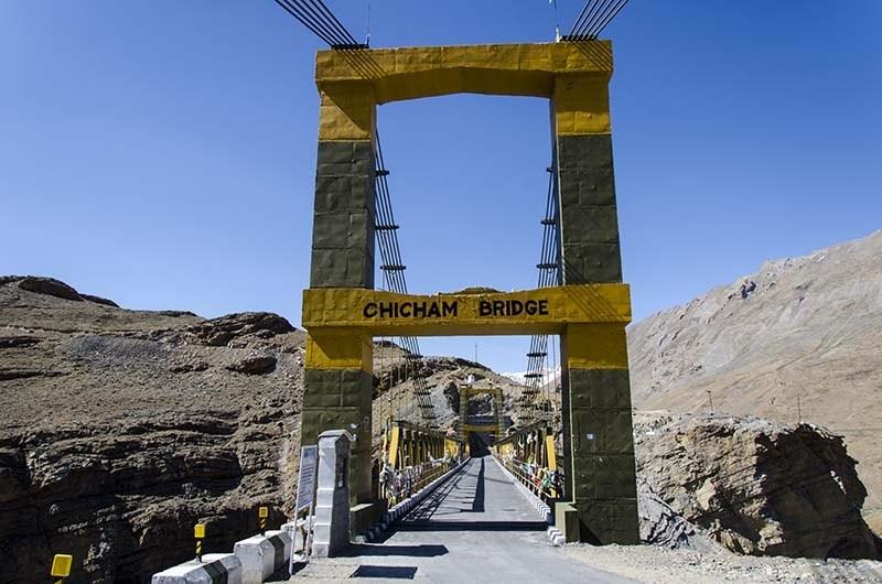 Asia's Highest Bridge- Chicham Bridge: Would You Dare To Drive? 2