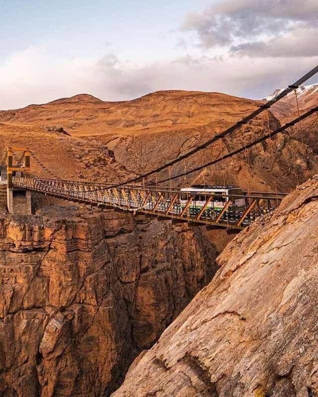 Asia's Highest Bridge- Chicham Bridge: Would You Dare To Drive? 3