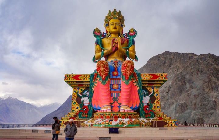 In Search Of A Thrilling Experience? Here Are Best Places In Ladakh 1